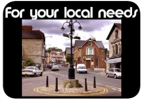 For your local needs. Tisbury